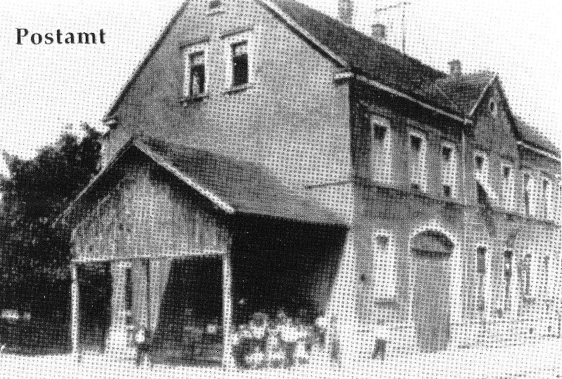 Post Sandhausen
